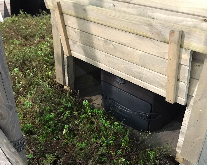 Käymälän komposti | Myyntipalvelu Esa Haverinen